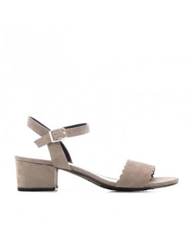 Sandalo con cinturino regolabile