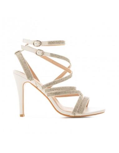 Sandalo gioiello argento