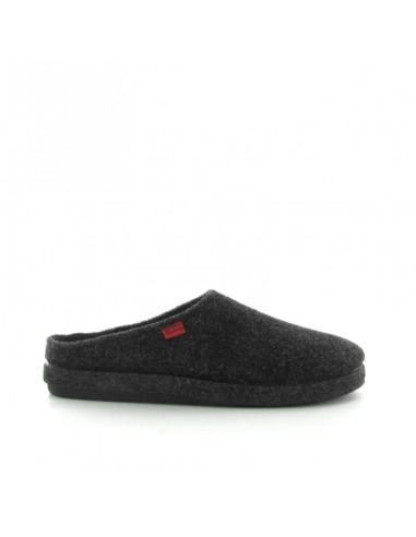 Pantofola antracite