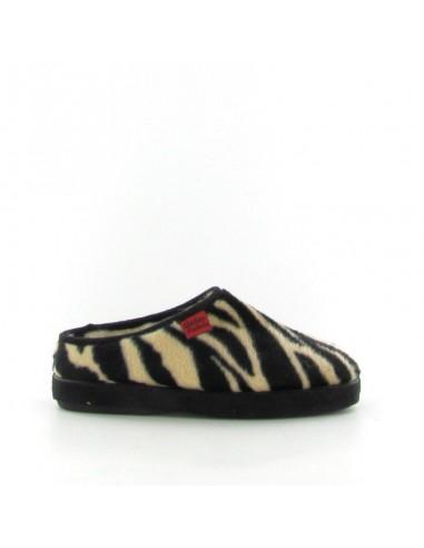 Pantofola zebrata