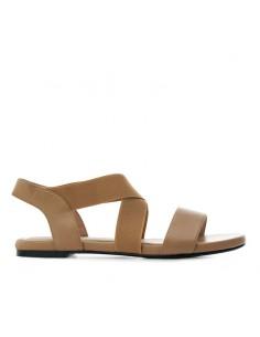 Sandalo fango con elastici