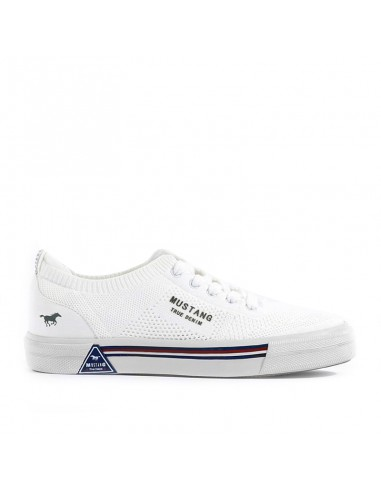 Sneaker bianca Mustang Shoes