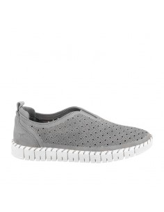 Slip-on grigia Mustang Shoes